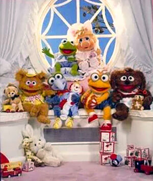 Muppet Babies photos low res