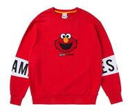 Pancoat sweatshirt elmo red