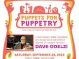 Puppets for Puppetry