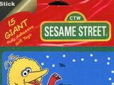 Sesame Street gift tags (American Greetings)