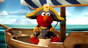 Captain Elmo