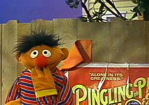 Ernie-Pingling