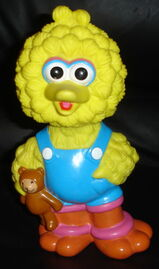 Illco baby big bird piggy bank