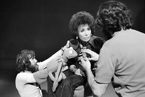 Jim Henson and Lena Horne 1974