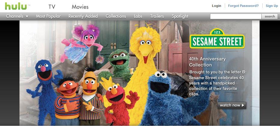 Hulu | Muppet Wiki | FANDOM powered by Wikia