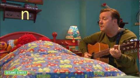 Sesame Street Celebrity Lullabies