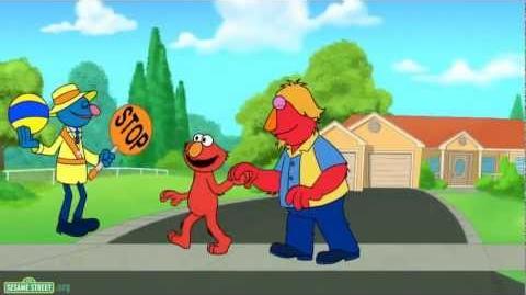 Sesame Street Elmo Stays Safe