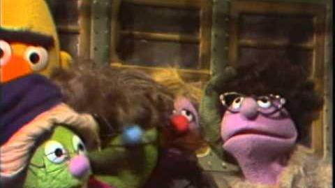 Sesame Street Song The Subway!