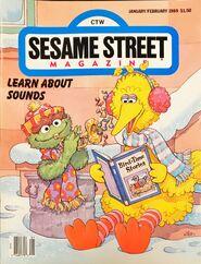 Sesame mag jan feb 1989