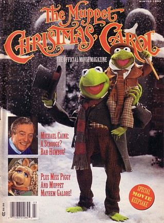 The Muppet Christmas Carol Trailer 1992.The Muppet Christmas Carol Magazine Muppet Wiki Fandom