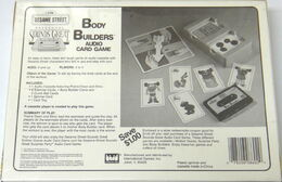 Body builders audio card game 2