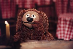 Rowlf muppet movie piano