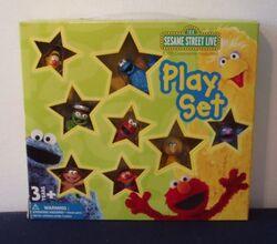 Sesame Live Playset 1