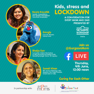 Sesame Workshop India June 4