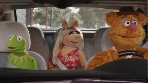 Alamo - Drive Happy with The Muppets