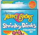 Muppet Babies Shrinky Dinks