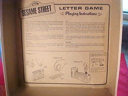 Ideal 1972 letter game 5