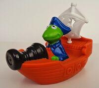 Premium mti kermit boat