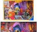 Fraggle Rock puzzles (Ravensburger)