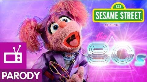 Sesame Street 80s Music Mashup Parody