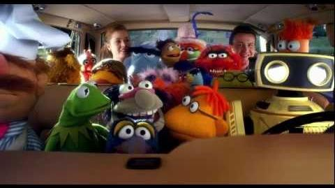 The Muppets Official Trailer
