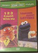HVN Doublefeature 123count LearningLetters DVD