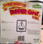 Lewco cookie monster popper game 4