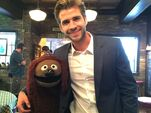 Liam Hemsworth and Rowlf