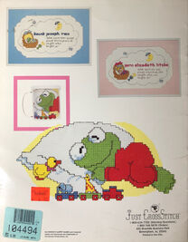 Muppets in Stitches Naptime back