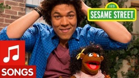 Sesame Street I Love My Hair Song (Mando's Spanish Version)