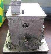 Sesame street general store silver coin bank 4