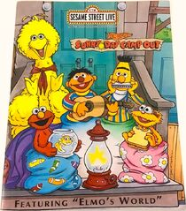 Big Bird's Sunny Day Camp Out