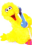 Talking Big Bird (Hasbro)