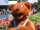 Sesame Place walk-arounds