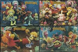 Fraggle mb puzzles