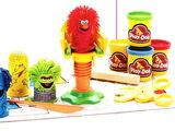 Sesame Street Fuzzy Pumper Activity Set