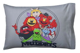 Jay franco muppets pillowcase