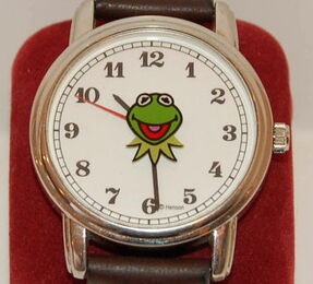 Kermit collection watch 1990s a
