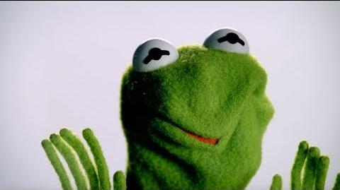 Kermit the Frog Up Close Muppet Thought of the Week by The Muppets