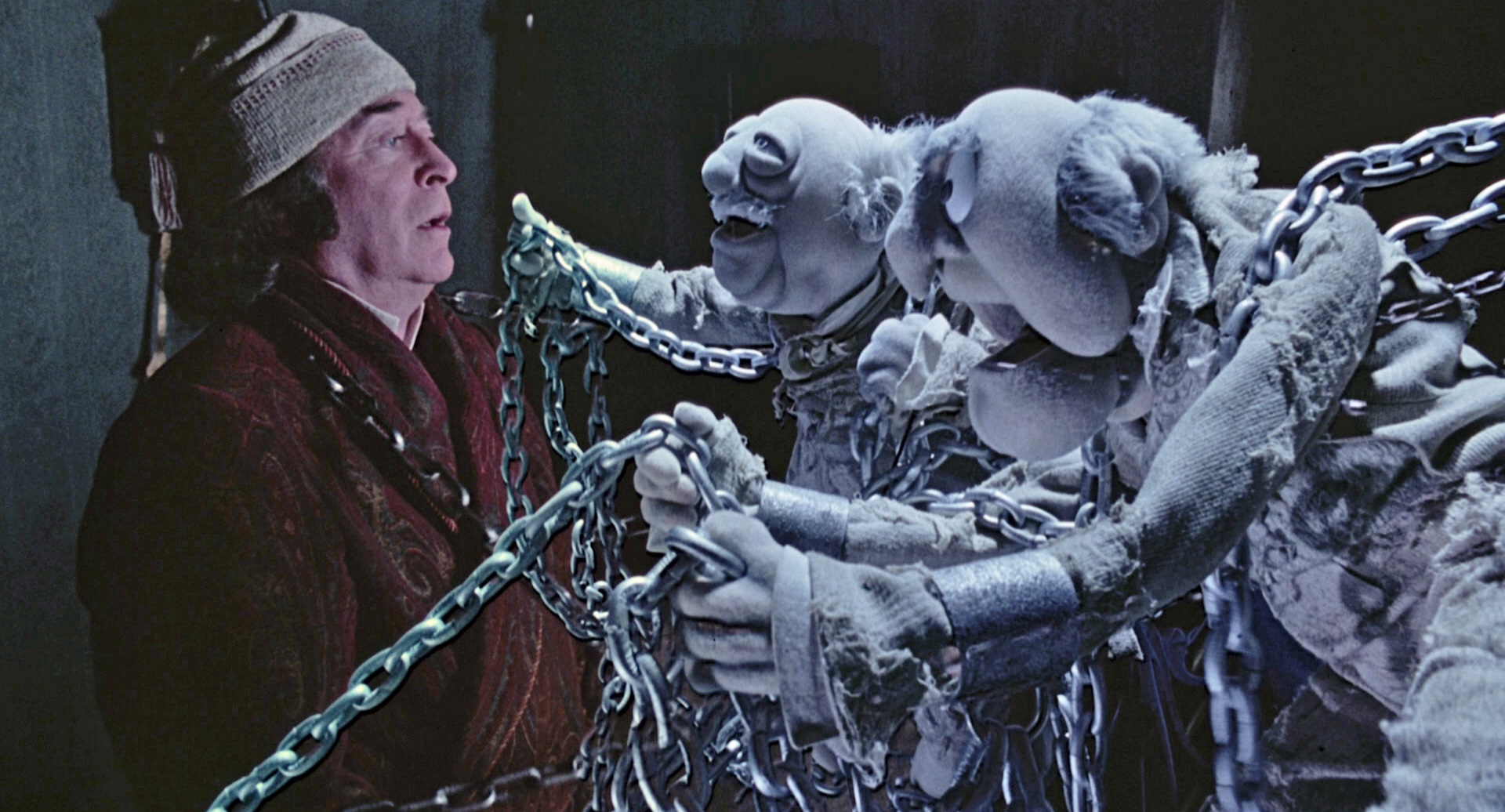 The Muppet Christmas Carol Jacob Marley.Marley And Marley Muppet Wiki Fandom Powered By Wikia
