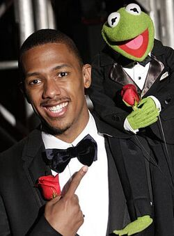 Nick cannon kermit 2