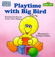 Playtime with Big Bird