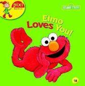 ElmoLovesYouPixiBooks