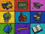 Elmo's World: School