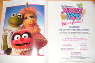 Muppet babies live 1988 where's animal program 4