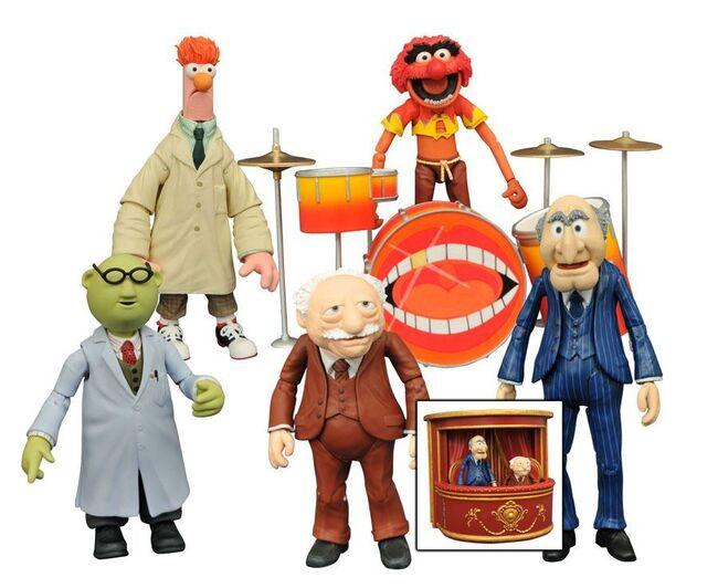 Muppets Select2