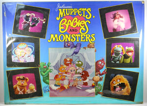Muppets babies and monsters poster 1