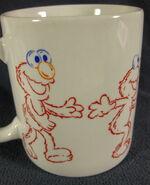Sesame street general store mug elmo 3