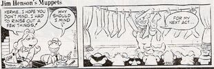 The Muppets comic strip 1982-02-19