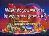Episode 108: What Do You Want to Be When You Grow Up?